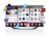 LG Electronics 47LA6900 47-Inch Cinema Screen Cinema 3D 1080p 120Hz LED-LCD HDTV with Smart TV and Four Pairs of 3D Glasses