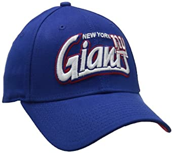 NFL New York Giants Tail Swoop Classic 3930, Navy, S/M