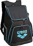 arena(アリーナ) プールバッグ リュック ARN-6429 ブラック×ブルー