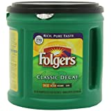 Folgers Classic Decaf Medium Roast