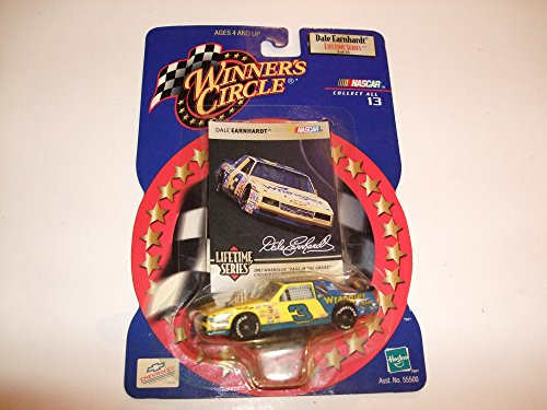 "Dale Earnhardt ""Winner's Circle"" #3 Wrangler Lifetime Series Chevrolet - 1"