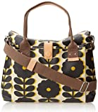 Orla Kiely Cut-Out Wildflower Handbag Shoulder Bag