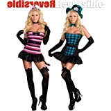 Mad About You (Reversible) Adult Costume