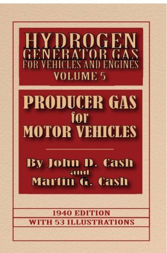 Hydrogen Generator Gas for Vehicles and Engines: