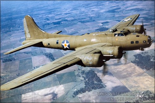 B-17 Flying Fortress - 24