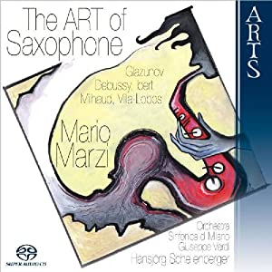 Art of Saxophone (Hybr)