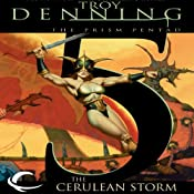 The Cerulean Storm: Dungeons & Dragons: Dark Sun: Prism Pentad, Book 5 | [Troy Denning]
