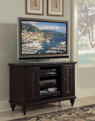 Cheap Bermuda Espresso TV Stand (5542-09)