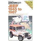 Chilton's Repair & Tune-Up Guide Jeep 1945 to 1987: All U.S. and Canadian Models of Cj-2A, Cj-3A, Cj-3B, Cj-5, Cj-6, Cj-7, Scrambler, Wrangler (Chilton's Repair Manual (Model Specific)) ~ Kerry A. Freeman