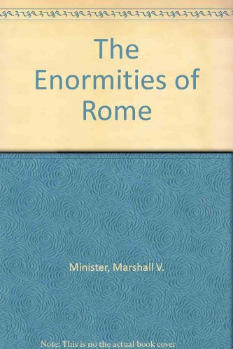 The Enormities of Rome PDF