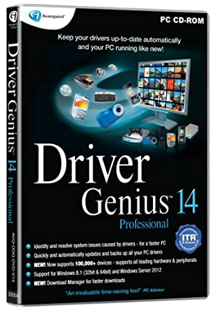 Driver Genius 14 Professional (PC)