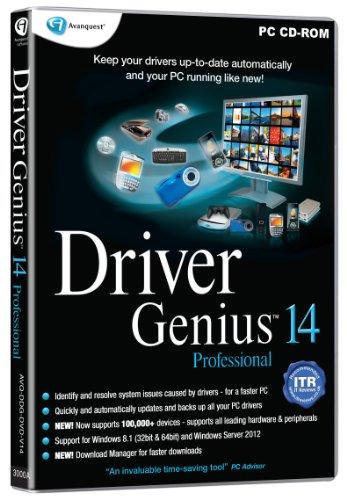 Driver Genius Professional - программа для управления драйверами (создания