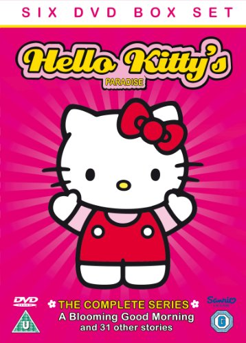 Hello Kitty's Paradise Underground Kitty The Complete Series - A Blooming Good Morning & 31 Other Stories [DVD]