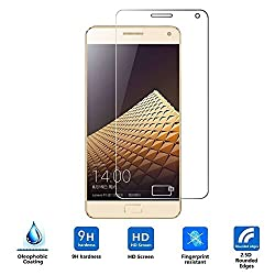 Skoot 2.5D 9H Ultra thin Tempered Glass Screen Protector for Lenovo Vibe P1