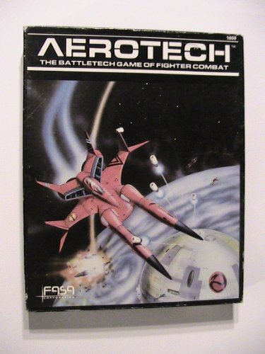 1986 Aerotech roleplaying game - 1