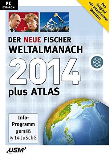 der-neue-fischer-weltalmanach-atlas-2014-import-allemand