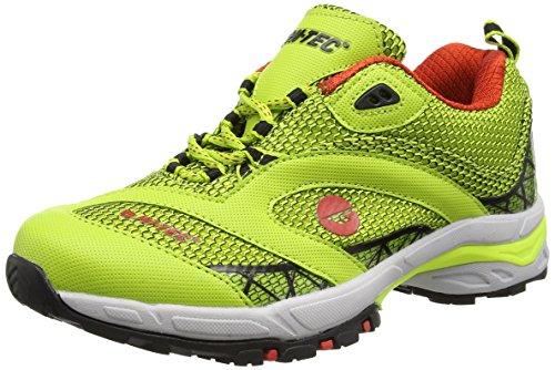 Hi-Tec Trail Runner Special, Scarpe da Trail Running uomo, Colore Verde, Taglia 46 EU (12 UK)
