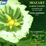 Mozart: Clarinet/Flute and Harp Concerto