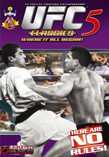 Ultimate Fighting Championship Classics, Vol. 5