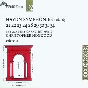 Hayd : Symphonies n° 21, 22, 23, 24, 28, 29, 30, 31, 34 - vol. 4