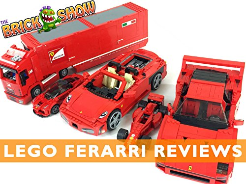 Review: LEGO Ferrari Reviews
