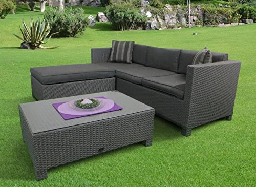 Poly-Rattan-Lounge-Set-Bayano-absolut-wetterfest-variable-Liegeflche