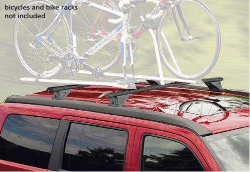2008 2010 Dodge Nitro Cross Bars Roof Rack