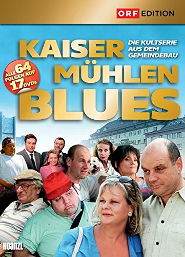 Kaisermühlenblues: Die komplette Serie (Neuauflage3) [17 DVDs]