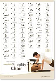 STOTT PILATES Wall Chart – Complete S…