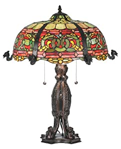 and kimberly viking table lamp tiffany lamps on sale. Black Bedroom Furniture Sets. Home Design Ideas
