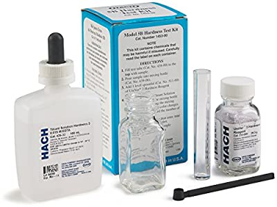 Hach 145300 Total Hardness Test Kit, Model 5-B