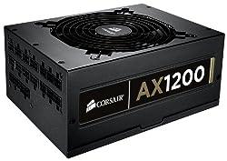 Corsair Professional Series AX 1200 Watt ATX/EPS Modular 80 PLUS Gold (AX1200)