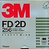 住友3M 8インチ フロッピーディスク FD/2D 256 10枚紙箱入