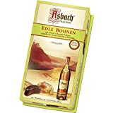 Asbach Uralt Brandy Filled Chocolate Shaped Beans in Large Gift Box - 200g/7.1oz