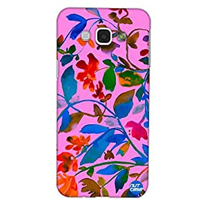 Designer Samsung Galaxy Note 5 Case Cover Nutcase - Floral Watercolour