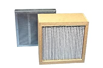 "Extract-All Primary HEPA Filter with Final 2"" Refillable Carbon Module, For S-987-1, S-987-2A, and S-987-AMB Fume Extractors"
