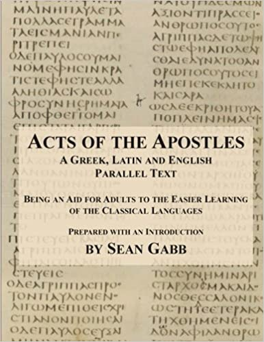 Act of the Apostles