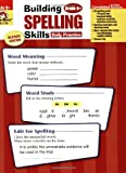 Building Spelling Skills, Grade 6+ (1557998442) by Cheney, Martha