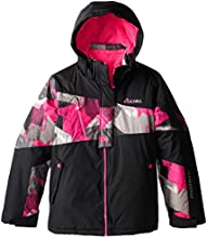 Big Chill Girl39s Systems Coat with Detachable Hood and Zip-Out Fleece Jacket
