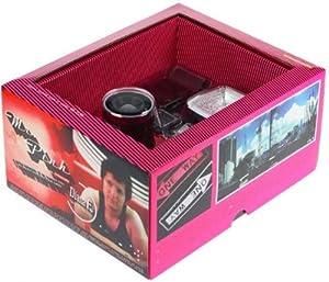 Diana F+ Mr Pink Camera