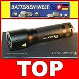 """Zweibr�der LED Lenser P7 Taschenlampe (1x Cree LED, 4x AAA) schwarzvon """"Zweibrder"""""""