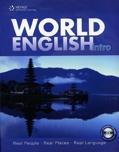 World English Intro w/ Student CD-ROM included