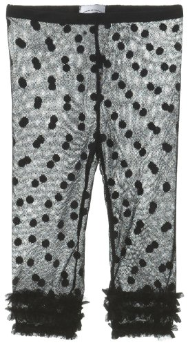 Mud Pie Baby-Girls Infant Lace Leggings, Multi-Colored, 12-24 Months front-556851