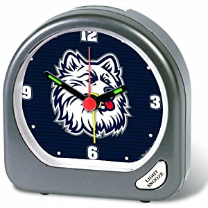 Buy NCAA Connecticut Huskies Alarm Clock by WinCraft