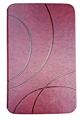 Stycoon Folio Flip Cover for Samsung Galaxy TAB 3-7.0 P3200-P3210 T210-T211 - Wine Red