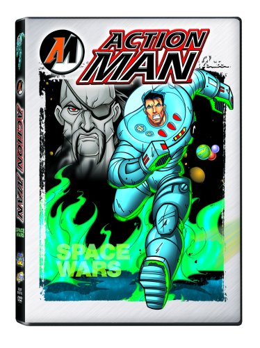 Action Man: Space Wars [DVD] [Import]