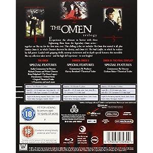 Omen Trilogy Boxset [Blu-ray] [Import anglais]