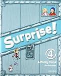 Surprise 4 activity book