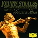 J. Strauss: Best of Waltzes & Polkas (2 CDs)