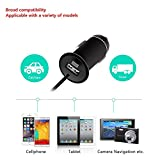 Bluetooth-FM-Transmitter-GOUXIANG-Cars-Radio-Broadcasting-Music-MP3-Player-and-Hand-free-Calling-Walkie-talkie-Taxi-Style-with-USB-Charger-BLACK